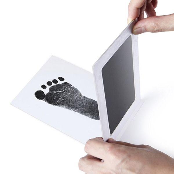 Baba kéz- és láblenyomat készítő - Kreatív emlékek - BabaMérföldek